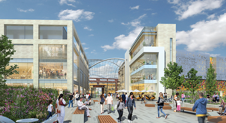 First RMA approval for Brent Cross Cricklewood