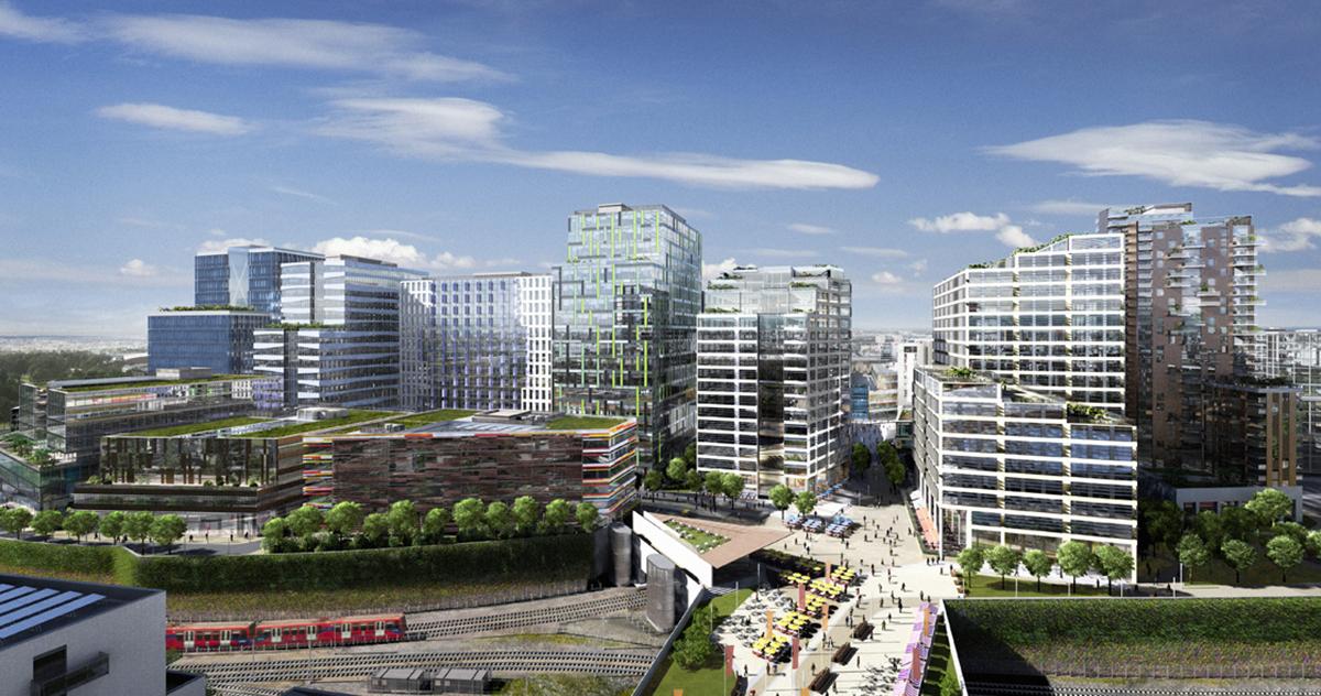 Stratford City: Slide 2