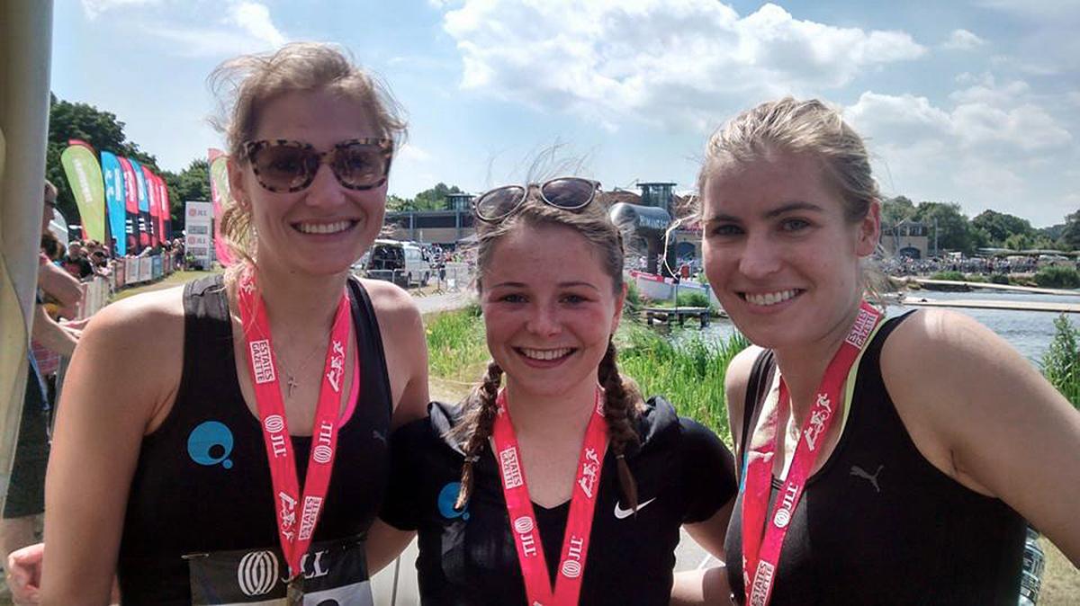 Triathlon Challenge for the Samaritans