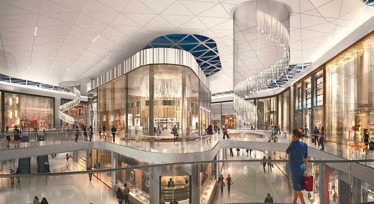 Bluewater Shopping & Leisure Centre, Kent: Slide 2