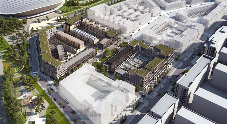 East Village takes Gold at London Planning Awards
