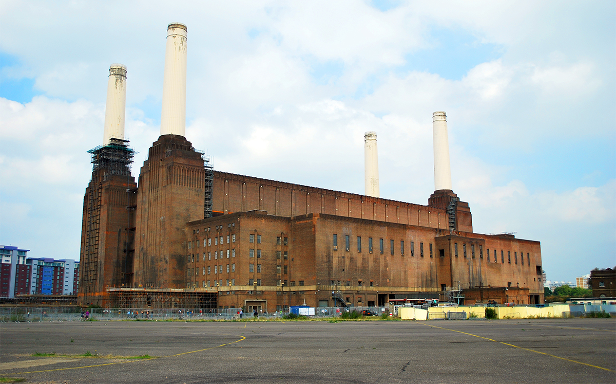 Battersea Power Station, London: Slide 1