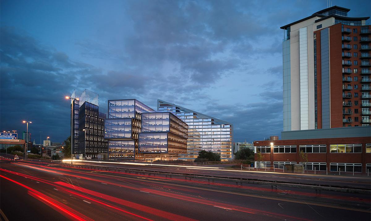 The Former Yorkshire Post Headquarters, Leeds: Slide 3