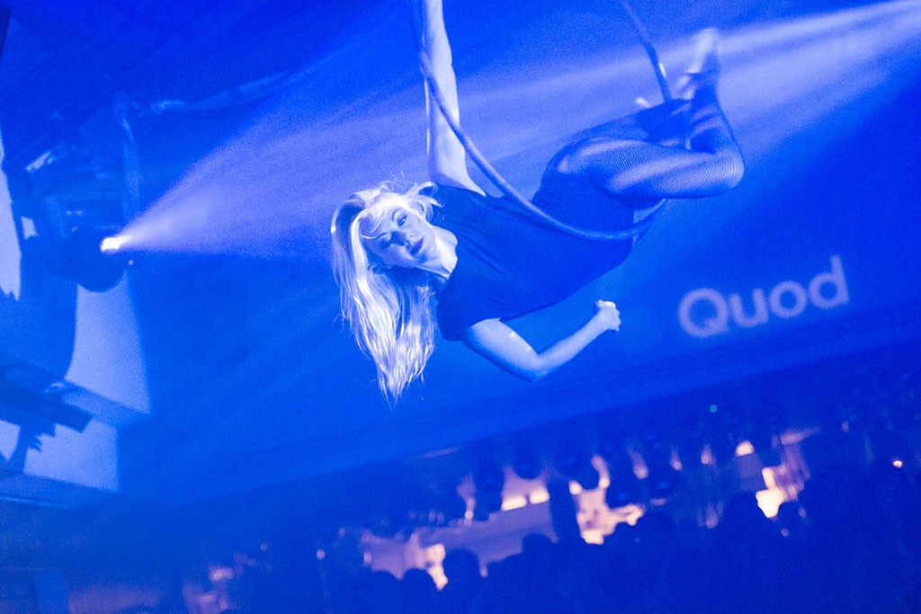 Quod Circus Party 2013