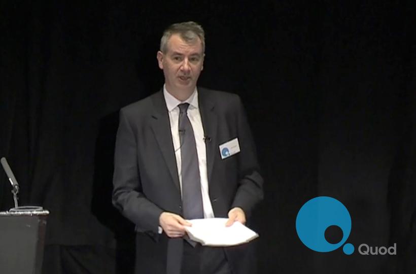 John Rhodes advising UK Government