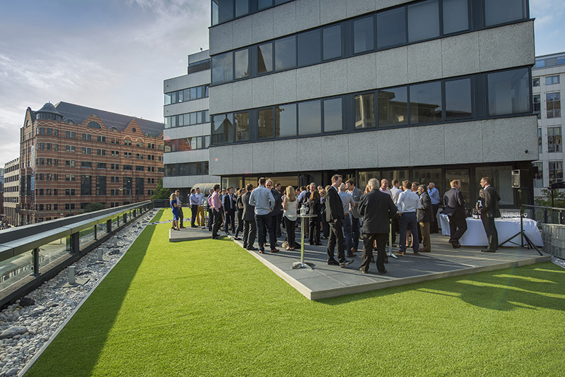 Quod North Office Launch Party 2015