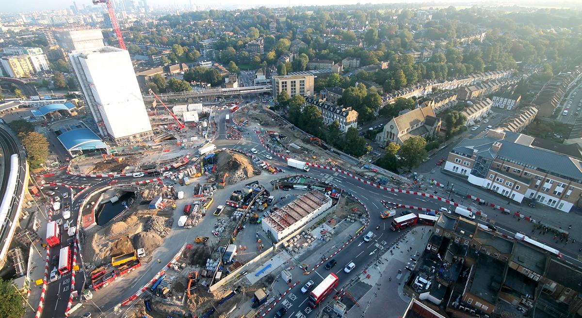 Lewisham Gateway: Slide 2