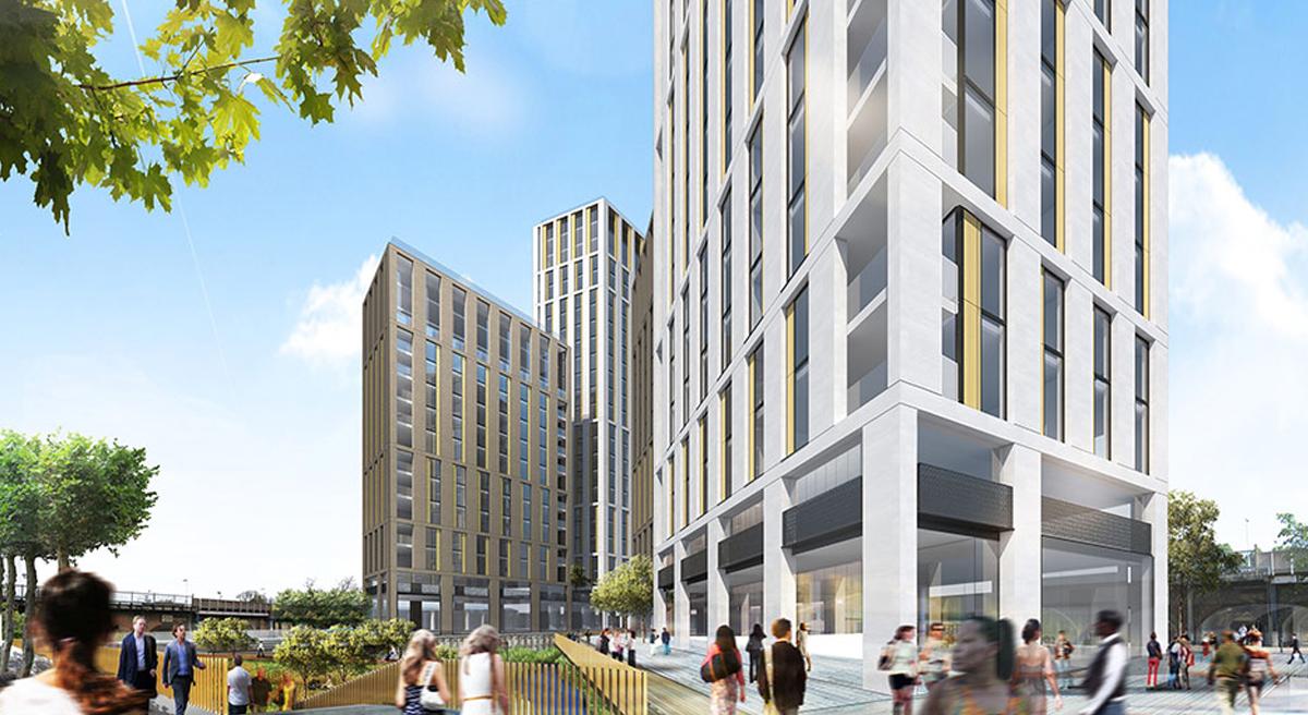 Lewisham Gateway: Slide 1