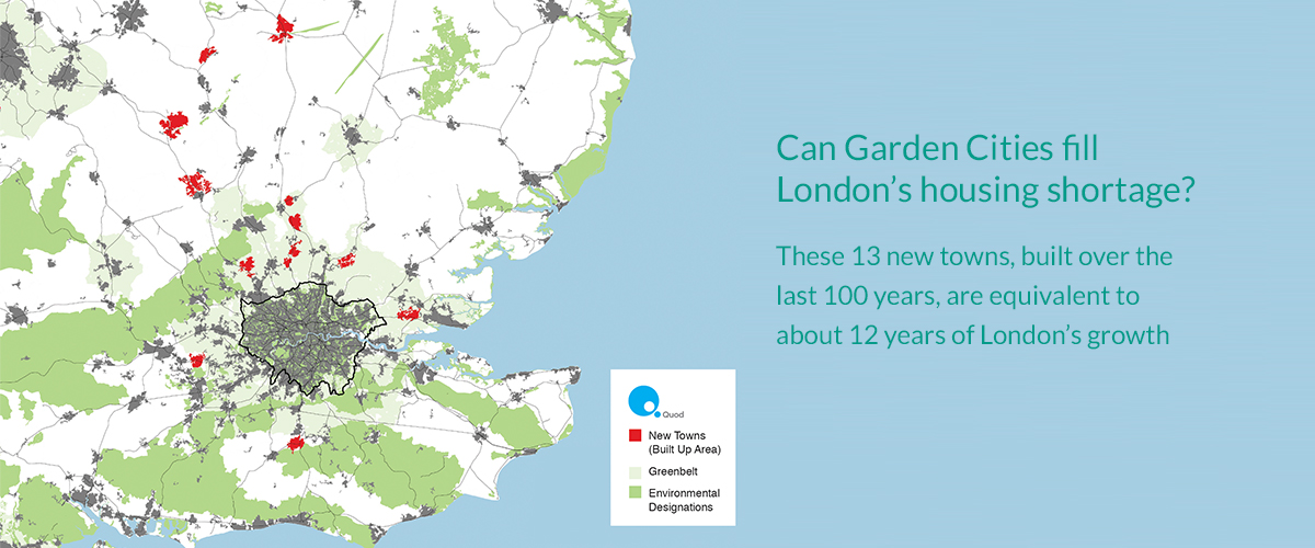 What role for Garden Cities?