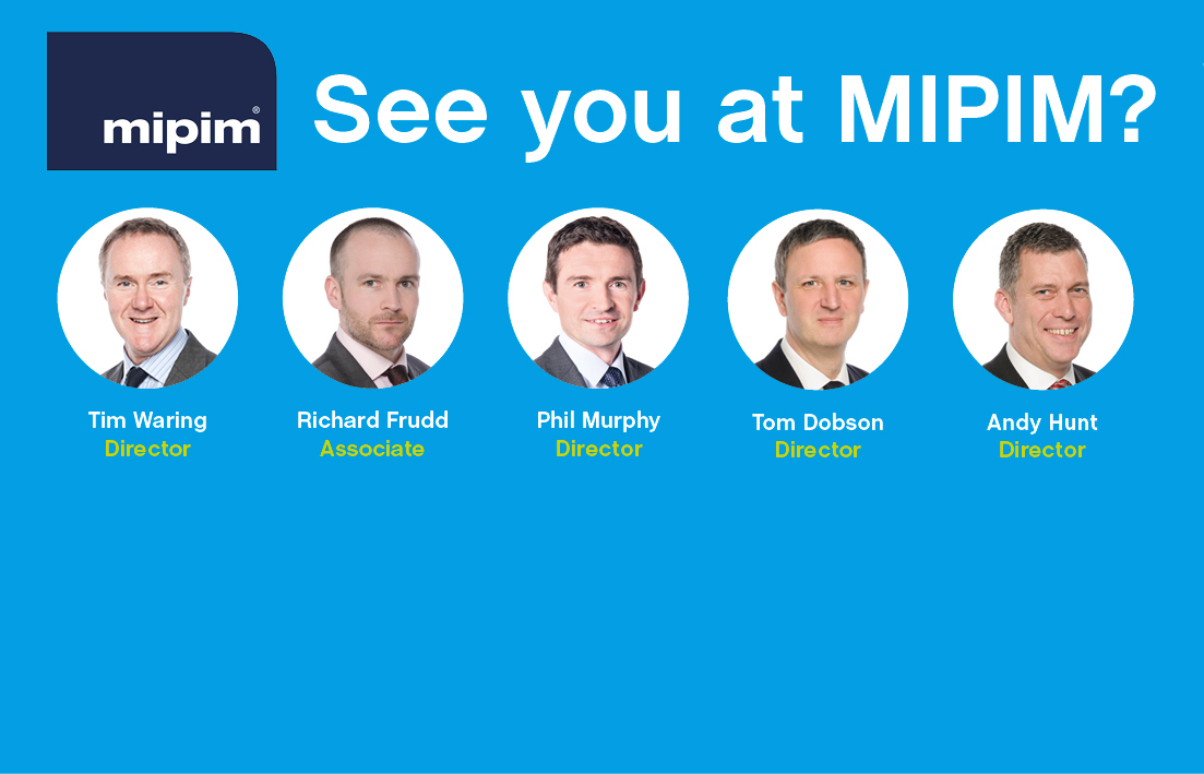 Quod will be at MIPIM 2016, catching up with acquaintances old and new