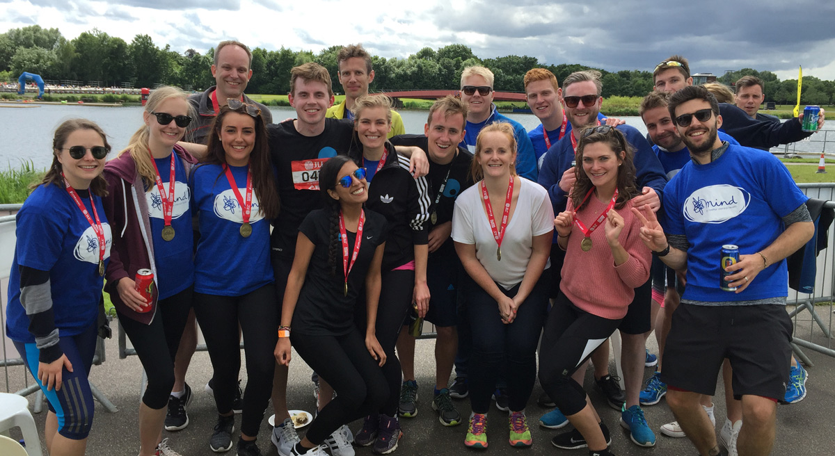 Quod success at the JLL Property Triathlon & Duathlon