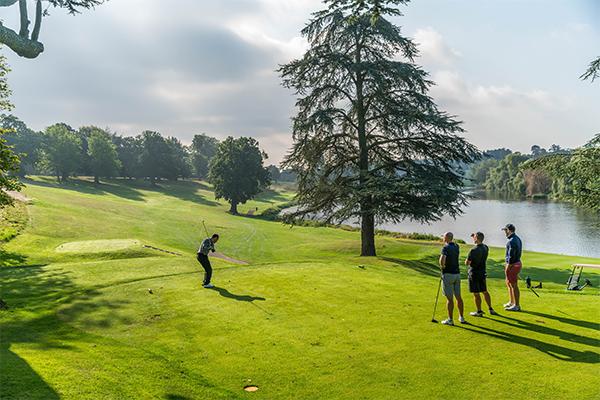 Quod Golf Day 2016