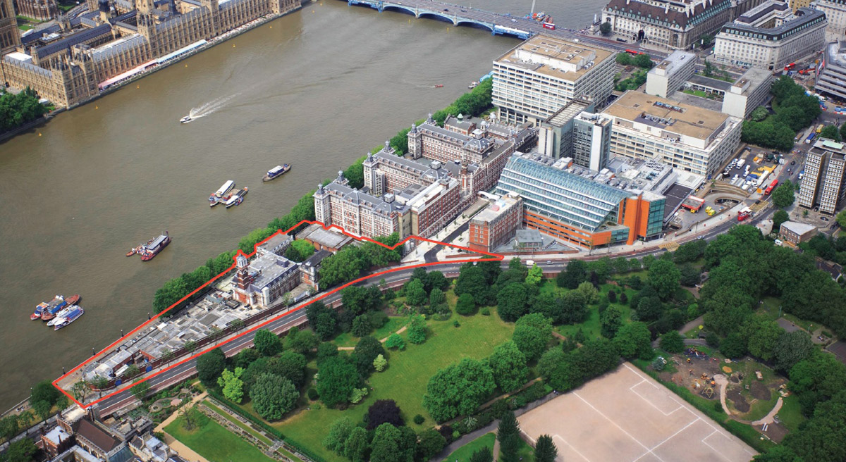 Quod secures consent for KCL at St Thomas' Hospital