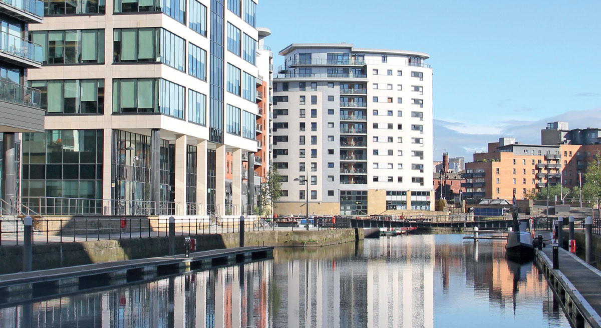 Leeds Waterfront District