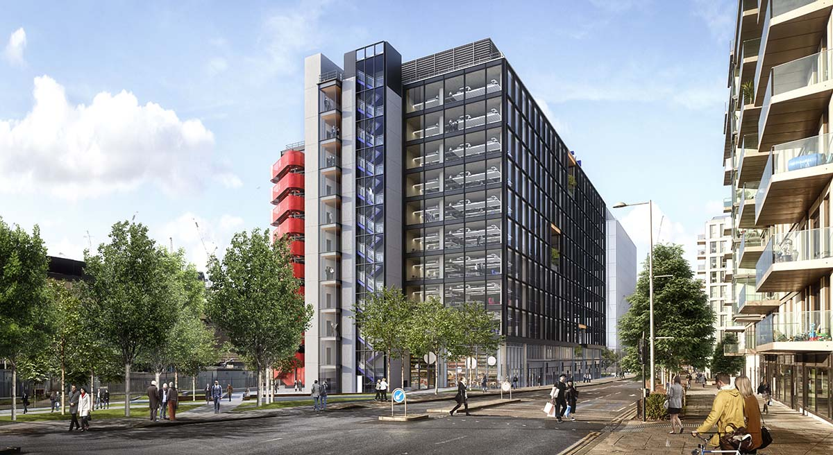 Success at LLDC Planning Committee – Stratford City