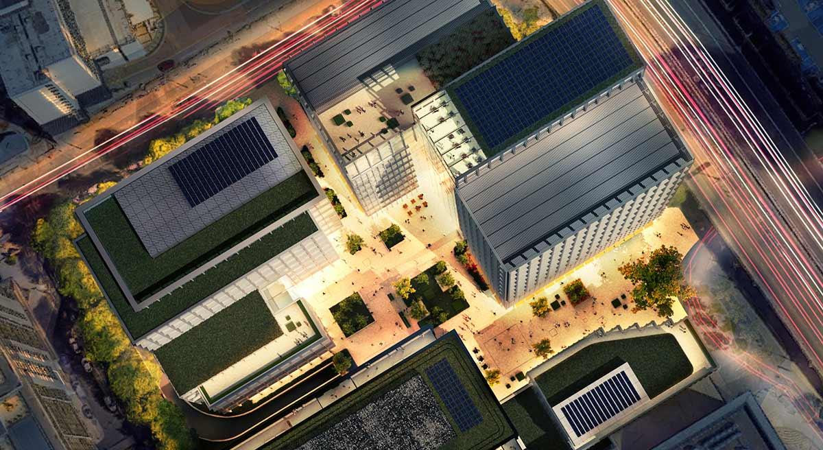 Axis Square, Birmingham: Slide 2