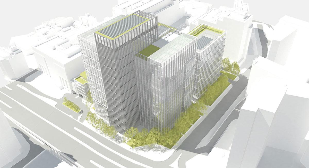 Axis Square, Birmingham: Slide 3