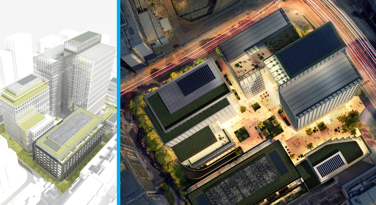 Axis Square Development
