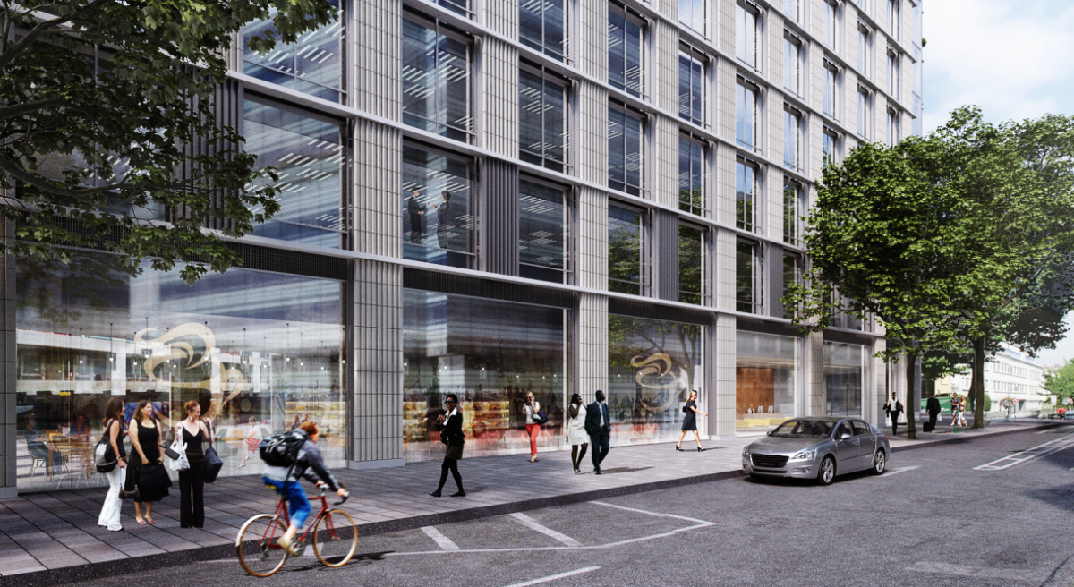 The Triangle, Hammersmith – Planning Committee Success